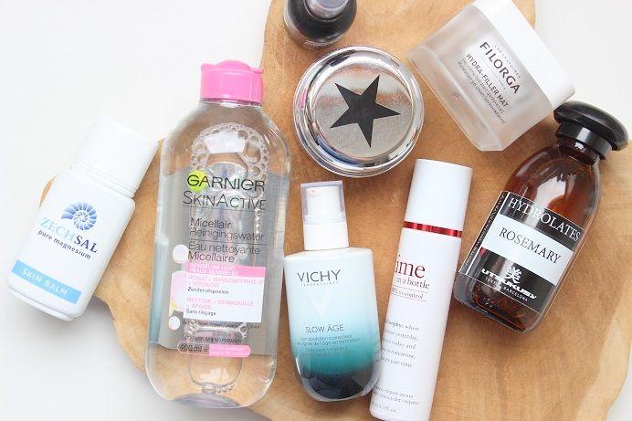 Welke reiniging- en verzorgingsproducten gebruik ik? (vette huid)