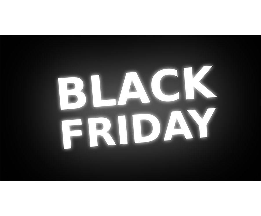 Oh jee… Black Friday!