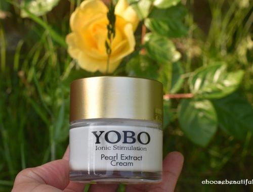 Utsukusy Yobo Pearl Extract creme