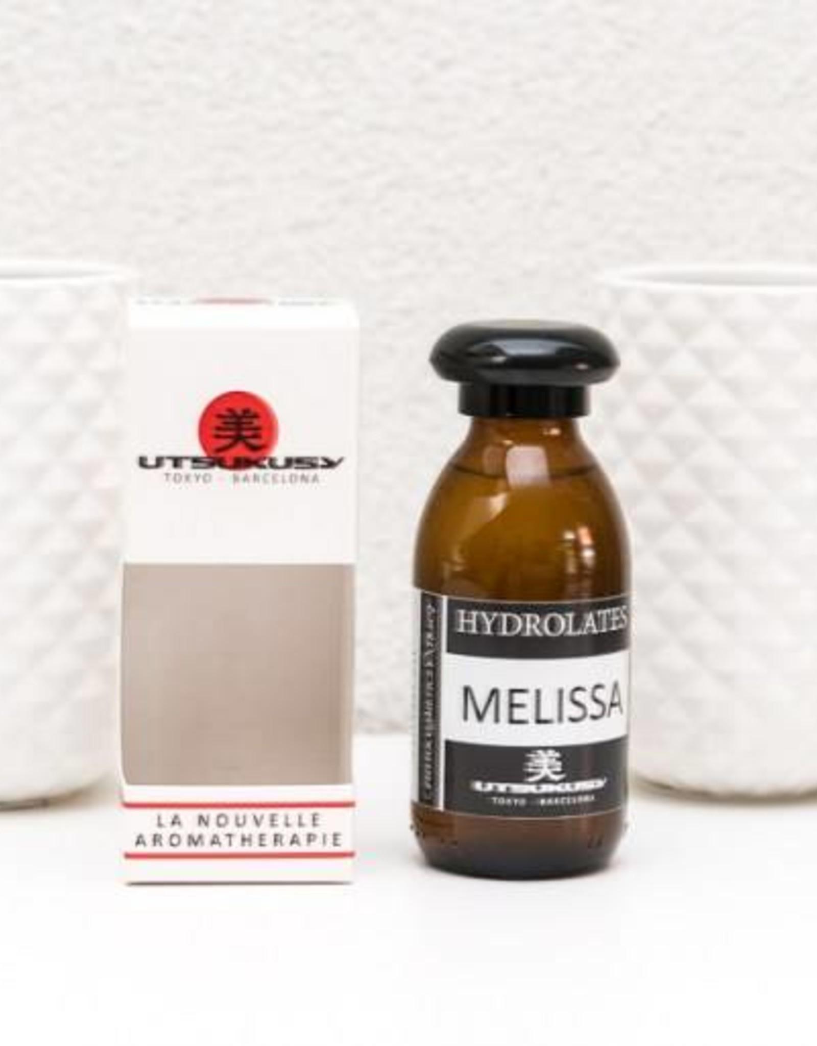 Utsukusy Melisse hydrolaat toner lotion