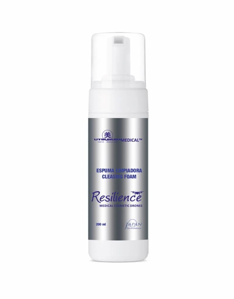 Utsukusy Resilience cleansing foam Facewash 200ml