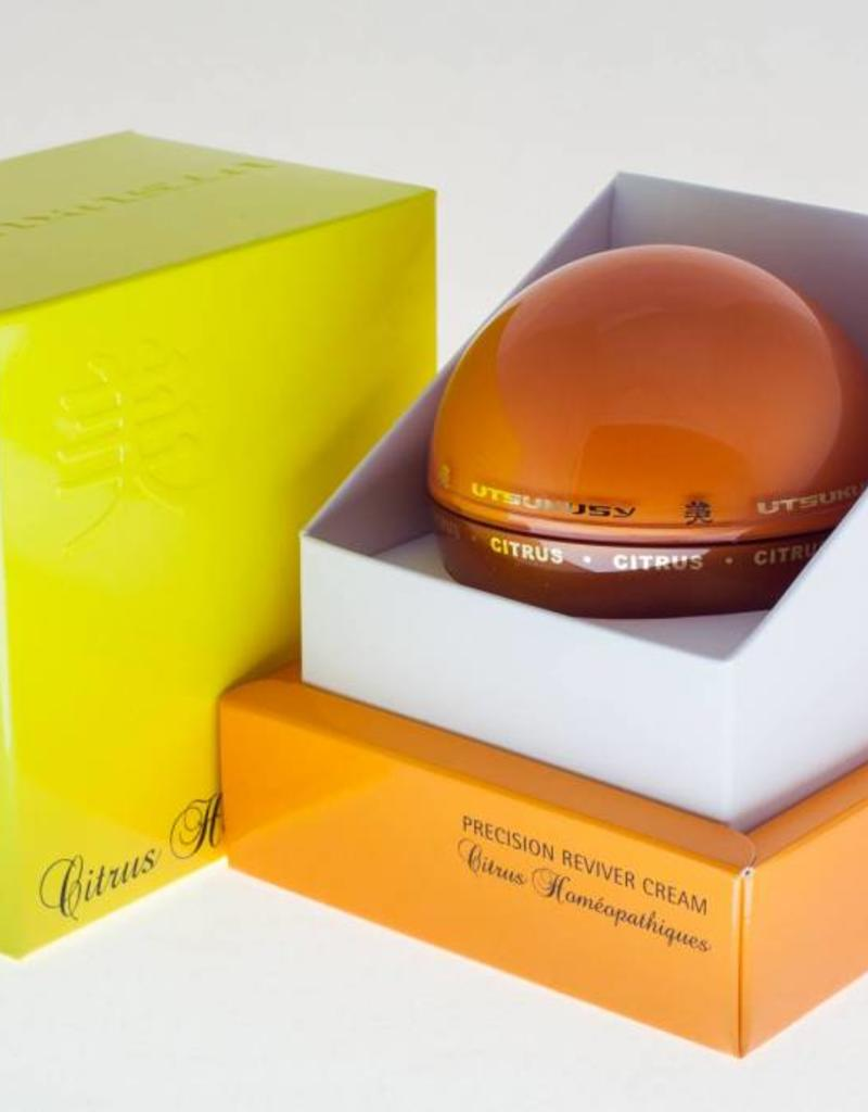 Utsukusy Citrus Homeopatique Precision Reviver cream