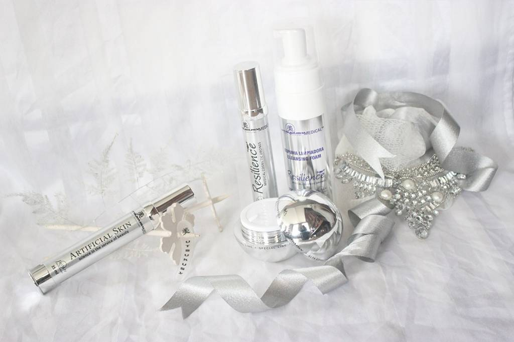 Resilience Beauty Box + Artificial Skin Serum