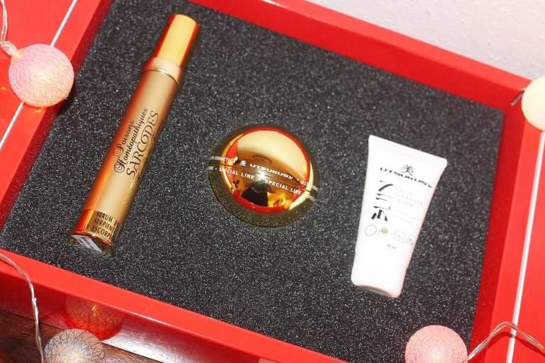 Utsukusy- Sarcodes couperose beauty box