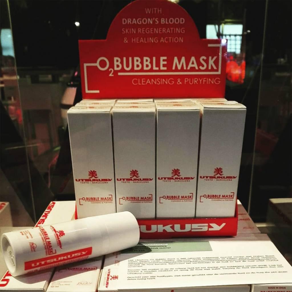 O2 Bubbel masker