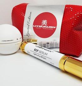 Utsukusy Plasma Skin EGF Feestdagen beauty box
