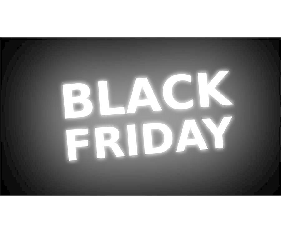 Black Friday weekend sale 2019
