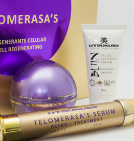Utsukusy Telomerasa's beauty box