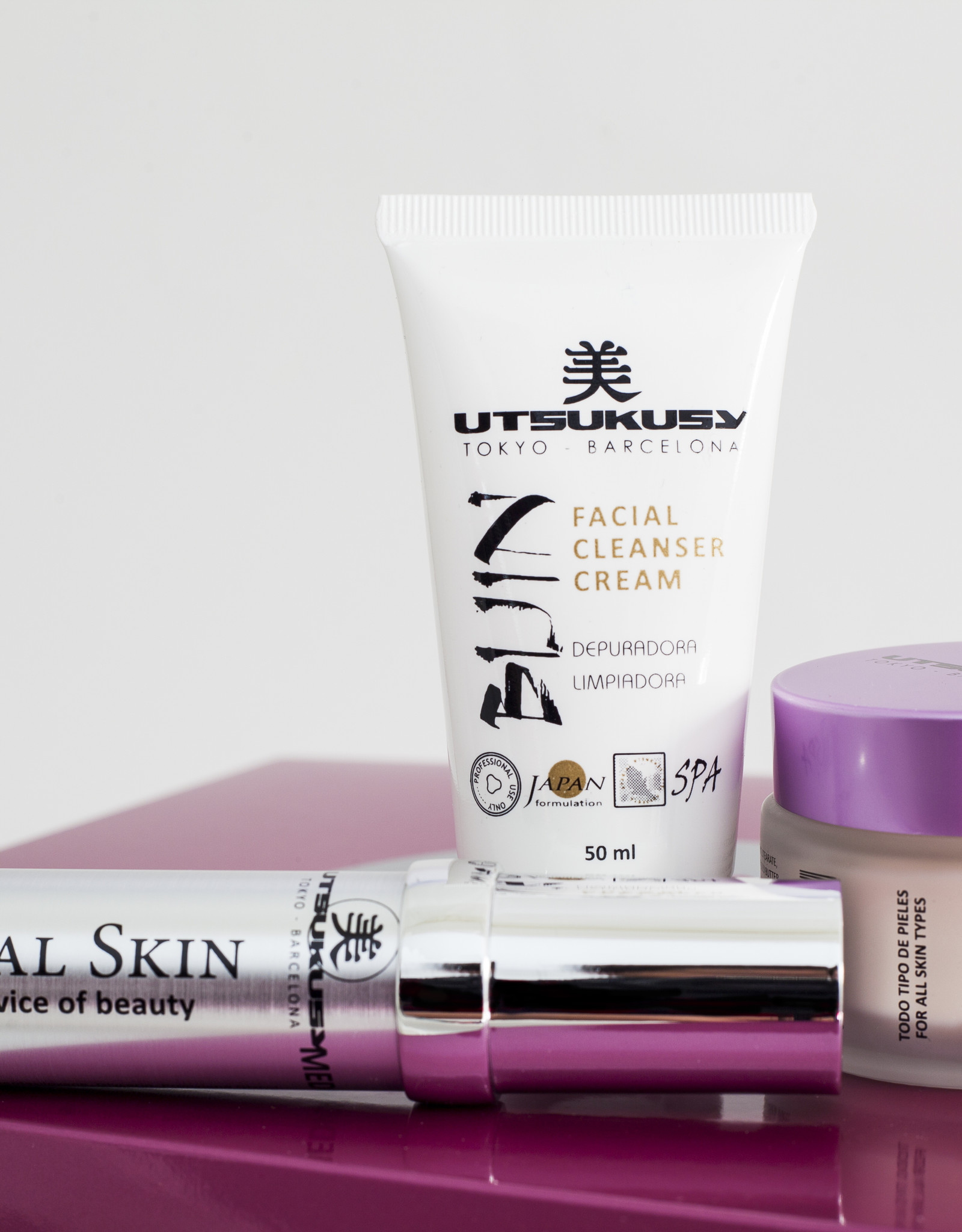 Utsukusy Artificial Skin home care kit