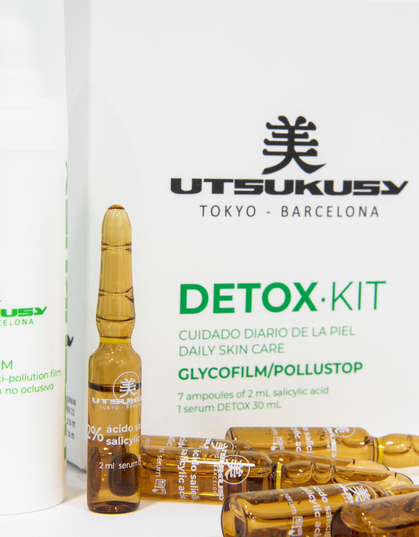 Detox voor de huid