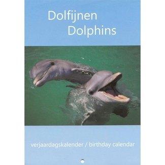 Comello Dolphins Geburtstagskalender