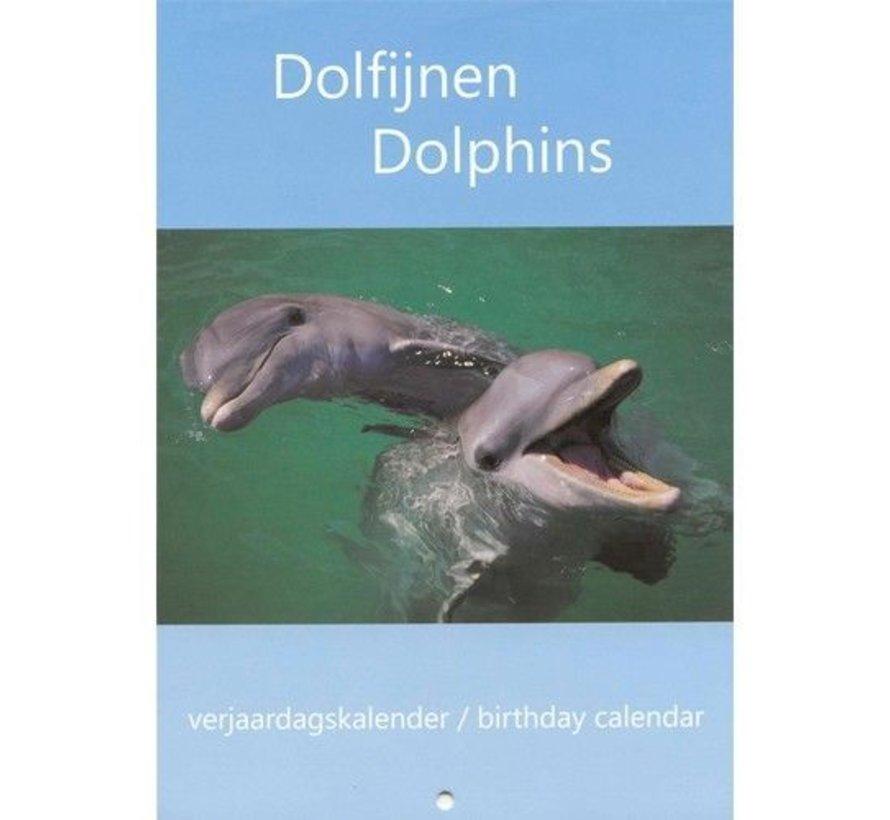 Dolfijnen Verjaardagskalender