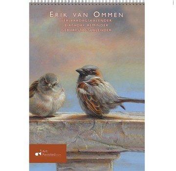 Comello Erik van Ommen Birthday Calendar