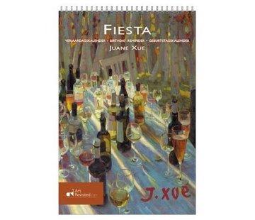 Comello FIESTA birthday calendar