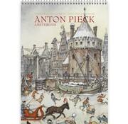 Comello Anton Pieck Amsterdam Anniversaire Calendrier