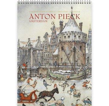 Comello Anton Pieck Amsterdam Birthday Calendar