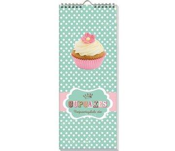 Inter-Stat Cupcakes Verjaardagskalender