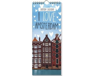 Inter-Stat Amsterdam Anniversaire Calendrier