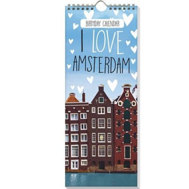 Amsterdam Geburtstagskalender