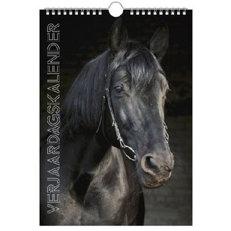 Lannoo Paarden Verjaardagskalender