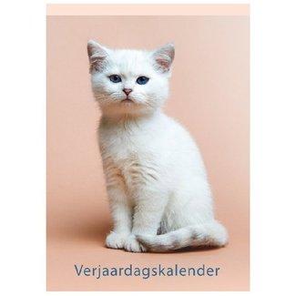 Lannoo Kittens Birthday Calendar