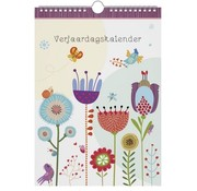 Lannoo Fragile Birthday Calendar