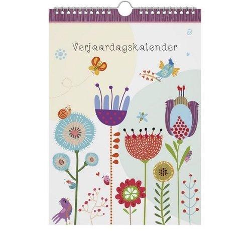 Lannoo Fragile Birthday Calendar