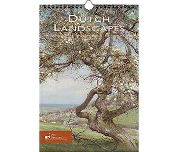 Comello Dutch Landschaften Geburtstagskalender