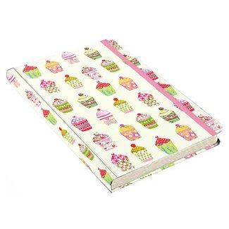 Peter Pauper Cupcakes Notitieboek Compact (A6)