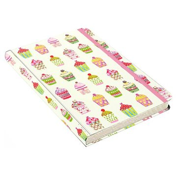 Peter Pauper Cupcakes Notitieboek Compact (A6)
