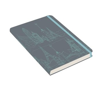 Comello Skyline Notitieboek compact (A6)