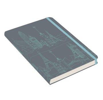 Comello Skyline Notebook compact (A6)