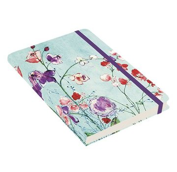 Peter Pauper Fuchsia Blooms Notebook compact (A6)