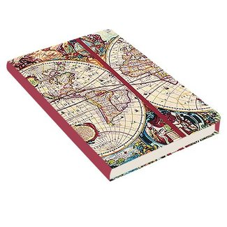 Peter Pauper Old World Notebook mid-sized (A5)