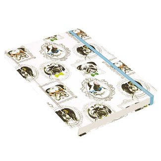 Peter Pauper Hunde Notebook compact (A6)