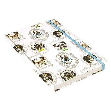 Peter Pauper Dogs Notebook compact (A6)