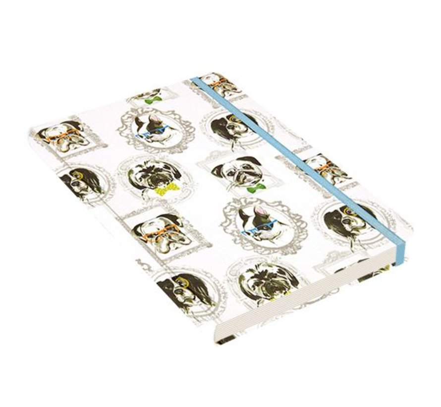 Dogs Notitieboek compact (A6)