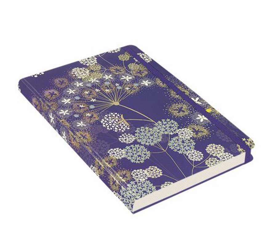 Country Floral notitieboek compact (A6)