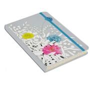 Peter Pauper Modern Floral Notitieboek compact (A6)