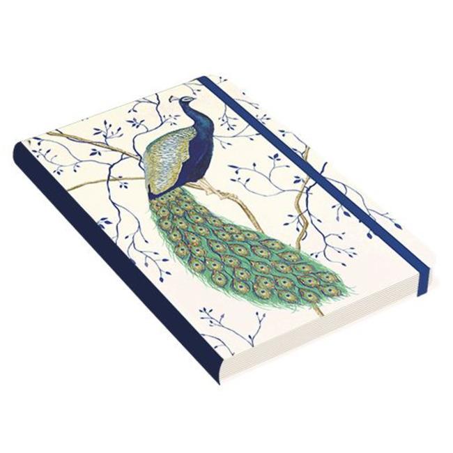 Peter Pauper Peacock (pauw) Notitieboek compact (A6)