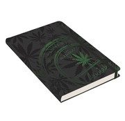 Peter Pauper Cannabis Notitieboek mid size (A5)