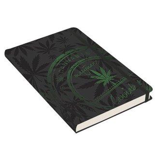 Peter Pauper Cannabis Notitieboek mid size (A5)