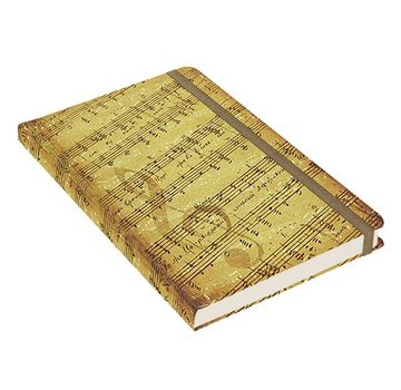 Peter Pauper Music Notitieboek mid-size (A5)
