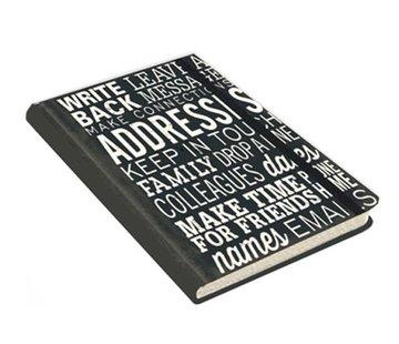 Comello Keep in Touch Adressbuch Tasche