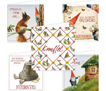 Comello Rien Poortvliet cards Mix