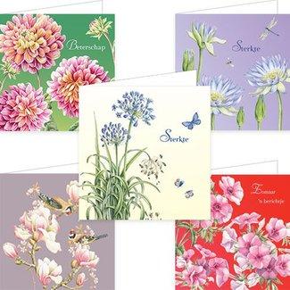 Comello Janneke Brinkman Card Mix (n ° 3)