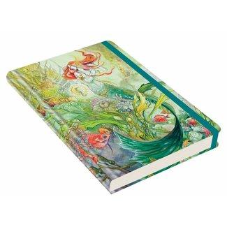 Peter Pauper Mermaid Notitieboek mittelgroße (A5)