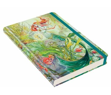 Peter Pauper Mermaid Notitieboek mid-size (A5)