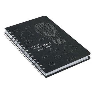 Comello Take Flight BlackRock Notebook