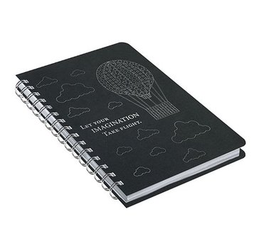 Comello Take Flight BlackRock Notebook